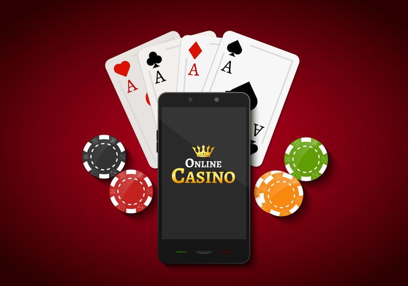 オンラインカジノでゲーム