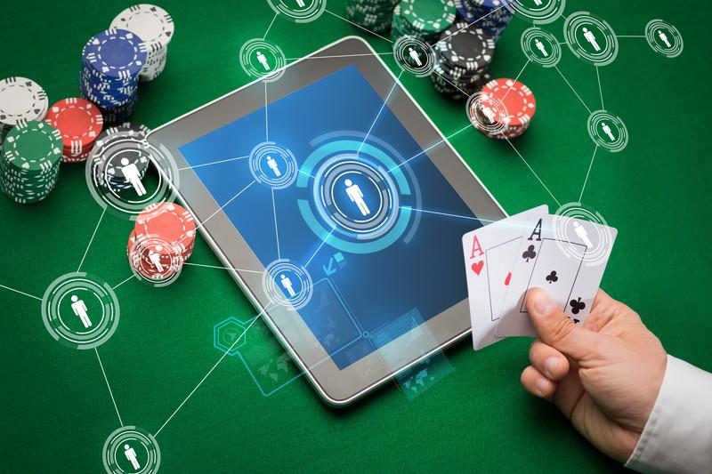 世界中とつながるカジノ